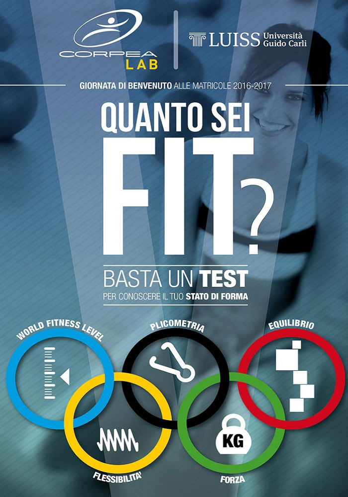 test forma fisica